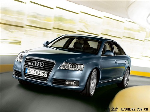 A6l 09 of Ao Di of one steam Ao Di paragraph 3.0tfsi Quattro is luxurious model