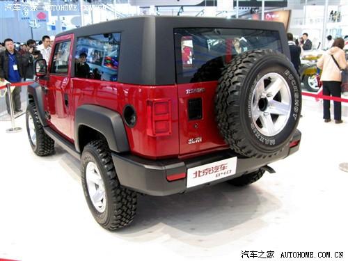 北京汽车 北京汽车 北京汽车B40 2008款 基本型