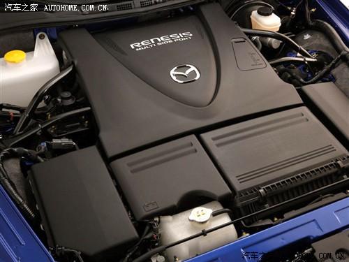 汽车之家 进口马自达 马自达rx-8 6挡自动型