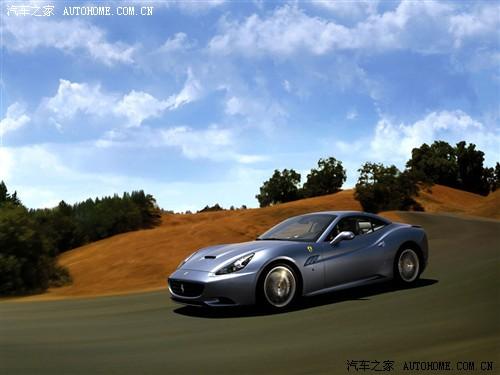 汽车之家 法拉利 法拉利california 基本型