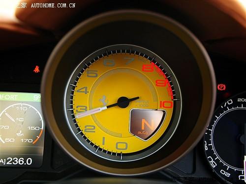 汽车之家 法拉利 California 09款 4.3 基本型