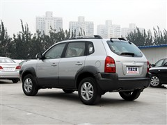 The domestic Beijing contemporary road of the car gets the better of hand of 09 2 two drive to use style model