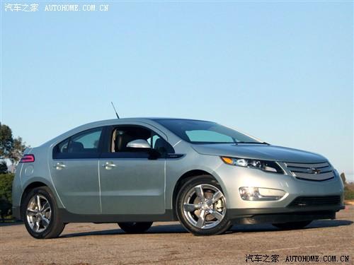 汽车之家 雪佛兰(进口) 雪佛兰volt 2011款 基本型