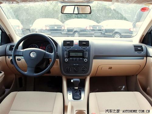汽车之家 一汽-大众 速腾 09款 1.6自动天窗版