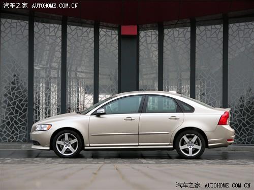 汽车之家 长安沃尔沃 沃尔沃s40 2.5 t5 r-design