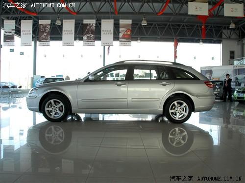 汽车之家 华晨中华 中华骏捷 wagon 1.8t mt豪华型