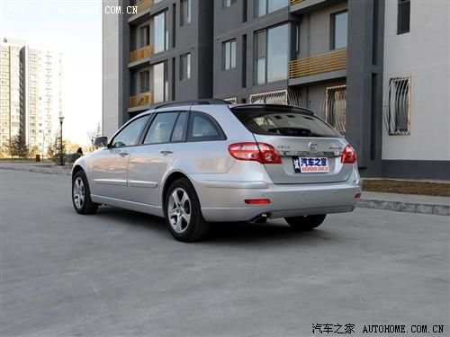 汽车之家 华晨中华 中华骏捷 09款 wagon 1.8t at尊贵型