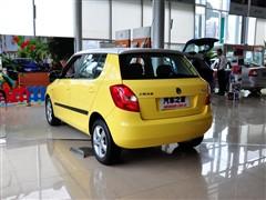 斯柯达 上海大众斯柯达 晶锐 2008款 1.6L 手动晶灵版