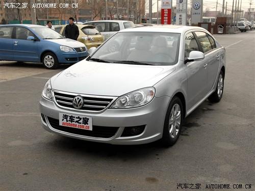 汽车之家 上海大众 朗逸 1.6自动品雅版