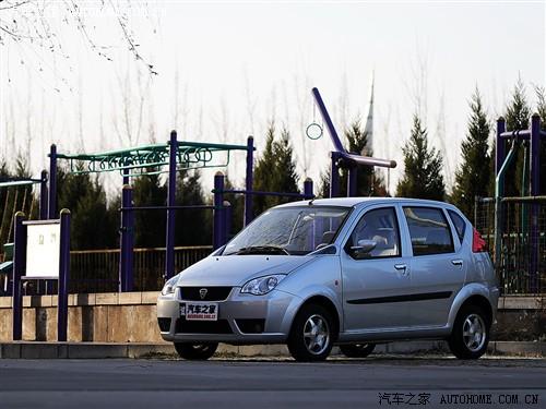 汽车之家 哈飞汽车 路宝 09款 节油π 升级版 1.0手动舒适型