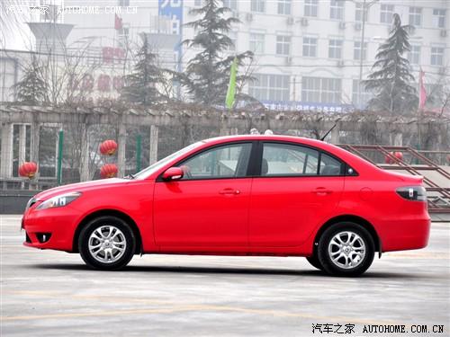 汽车之家 长安汽车 悦翔 09款 1.5mt 尊贵型