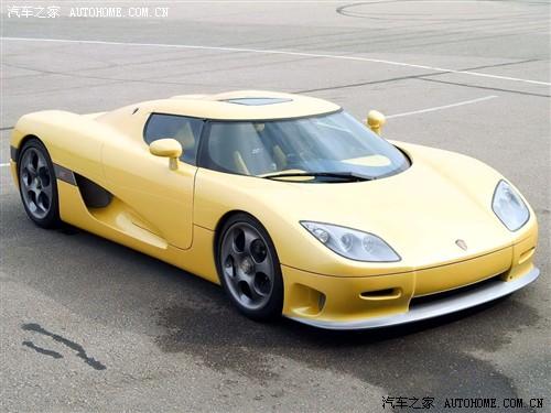 科尼赛克 科尼赛克 科尼赛克CCR 2004款 基本型