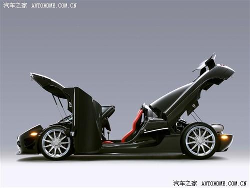 科尼赛克 科尼赛克 科尼赛克CCXR 2008款 4.7T Edition