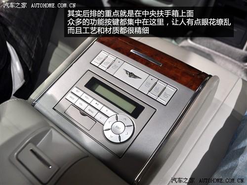 瑞麒 奇瑞汽车 瑞麒G6 2011款 2.0TCI 自动旗舰型