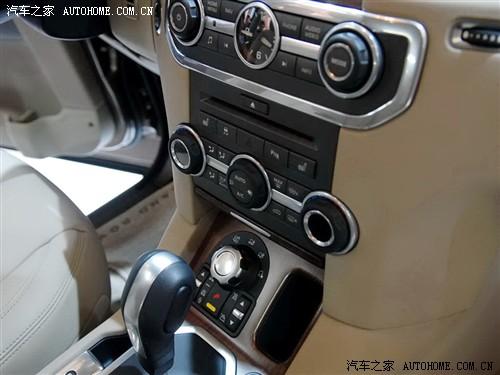 汽车之家 路虎 路虎第四代发现 2010款 基本型