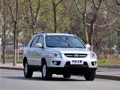 起亚 东风悦达起亚 狮跑 2009款 2.0 手动两驱 GLS