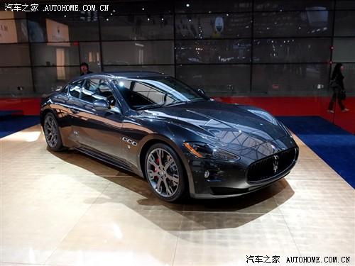 汽车之家 玛莎拉蒂 GranTurismo GT S 4.7