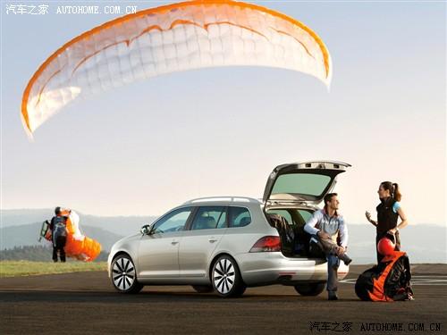大众 大众(进口) 高尔夫(进口) 2011款 Variant 豪华版