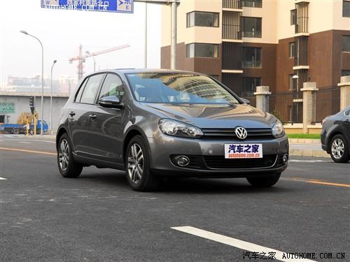 汽车之家 一汽-大众 高尔夫 09款 1.4t 自动舒适型