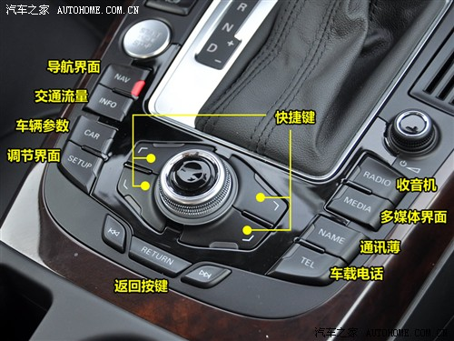 汽车之家 一汽奥迪 奥迪A4L 2010款 2.0 TFSI 豪华型