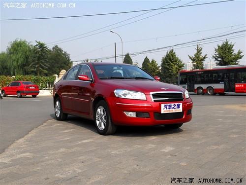 汽车之家 奇瑞汽车 瑞麒g5 2010款 2.0tci 手动尊贵型