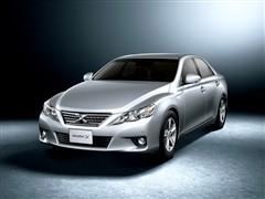 汽车之家 进口丰田 海外锐志 2010款 基本型