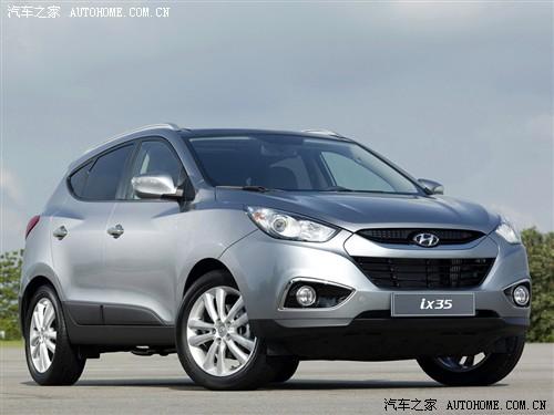 汽车之家 进口现代 海外现代ix35 2011款 基本型