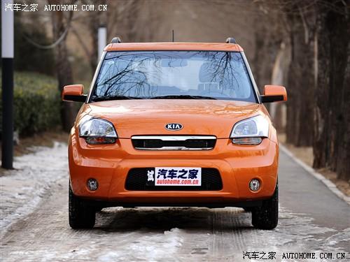 起亚 东风悦达起亚 秀尔 2010款 1.6 MT GLS