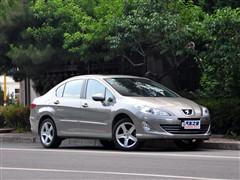 汽车之家 东风标致 标致408 2010款 2.0L自动尊贵版