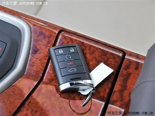 汽车之家 通用凯迪拉克 SLS赛威 2010款 3.0L 精英型