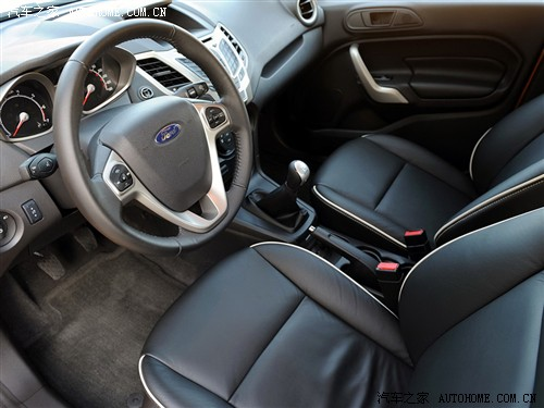 汽车之家 福特(进口) 嘉年华(海外) 2011款 两厢