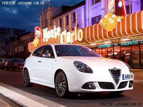 阿尔法罗米欧 阿尔法罗米欧 ALFA Giulietta 2011款 基本型