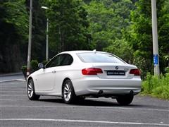宝马 宝马(进口) 宝马3系(进口) 2011款 335i双门轿跑车