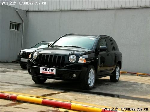 Jeep指南者周末了团弄购 最低优惠两万元