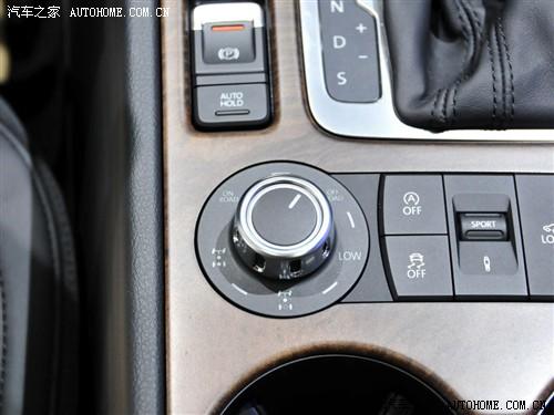 大众 大众(进口) 途锐 2011款 3.0TDI V6 柴油豪华型