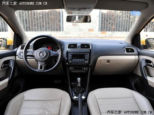 大众 上海大众 POLO 2011款 1.6 AT致酷版