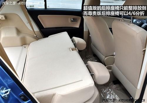 长城 长城汽车 凌傲 2010款 1.5 CVT超值版