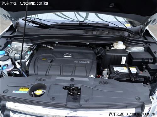 长城 长城汽车 哈弗H6 2011款 2.0L 两驱尊贵型