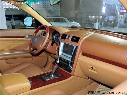 华泰 华泰汽车 宝利格 2010款 基本型