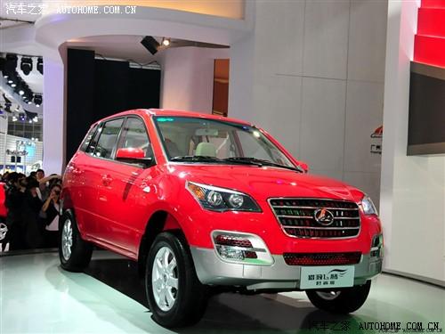 汽车之家 广汽长丰 飞腾 2010款时尚版 2.0 四驱豪华型
