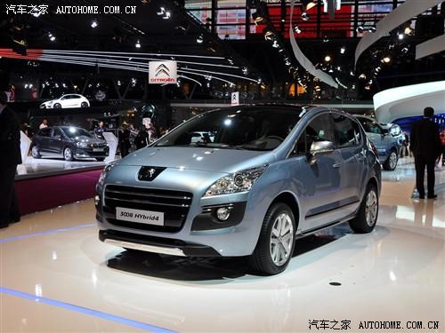 汽车之家 标致(进口) 标致3008 2012 HYbrid4