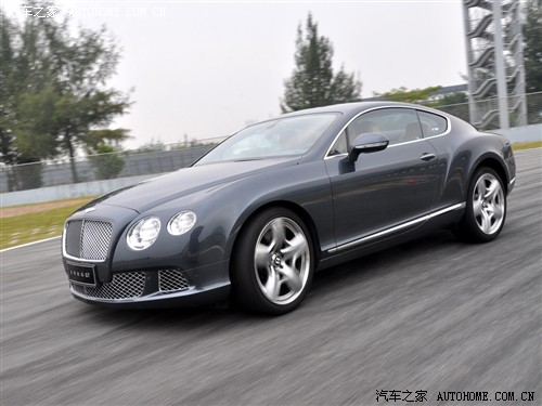 宾利 宾利 欧陆 2012款 GT 6.0