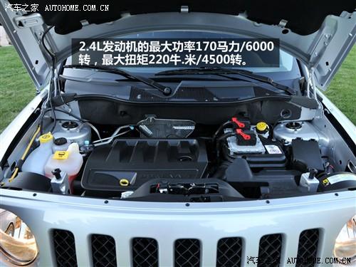 汽车之家 Jeep吉普 自由客 2011款 2.4 豪华版