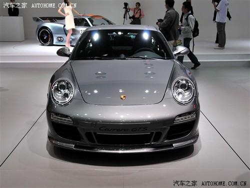 汽车之家 保时捷 保时捷911 2011款 Carrera GTS 3.8L