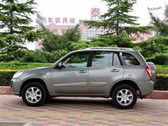 奇瑞 奇瑞汽车 瑞虎 2010款 精英版1.6 MT舒适型