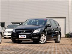 汽车之家 奔驰(进口) 奔驰R级 2010款 R 500L 4MATIC