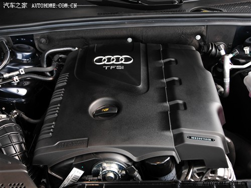 奥迪 一汽奥迪 奥迪A4L 2011款 2.0 TFSI 技术型