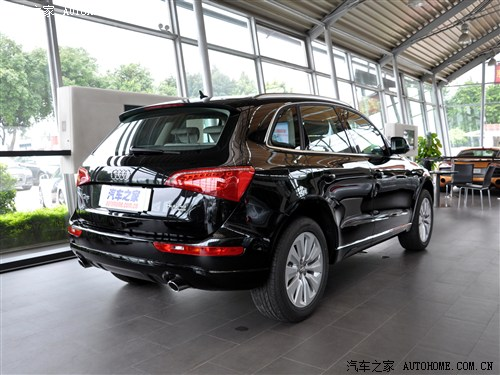 奥迪 奥迪(出口) 奥迪Q5(出口) 2012款 2.0TFSI Hybrid quattro