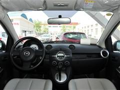 汽车之家 长安马自达 马自达2 2011款 炫动 1.3AT标准版