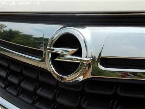 汽车之家 欧宝 安德拉 2011款 2.4 豪华四驱版
